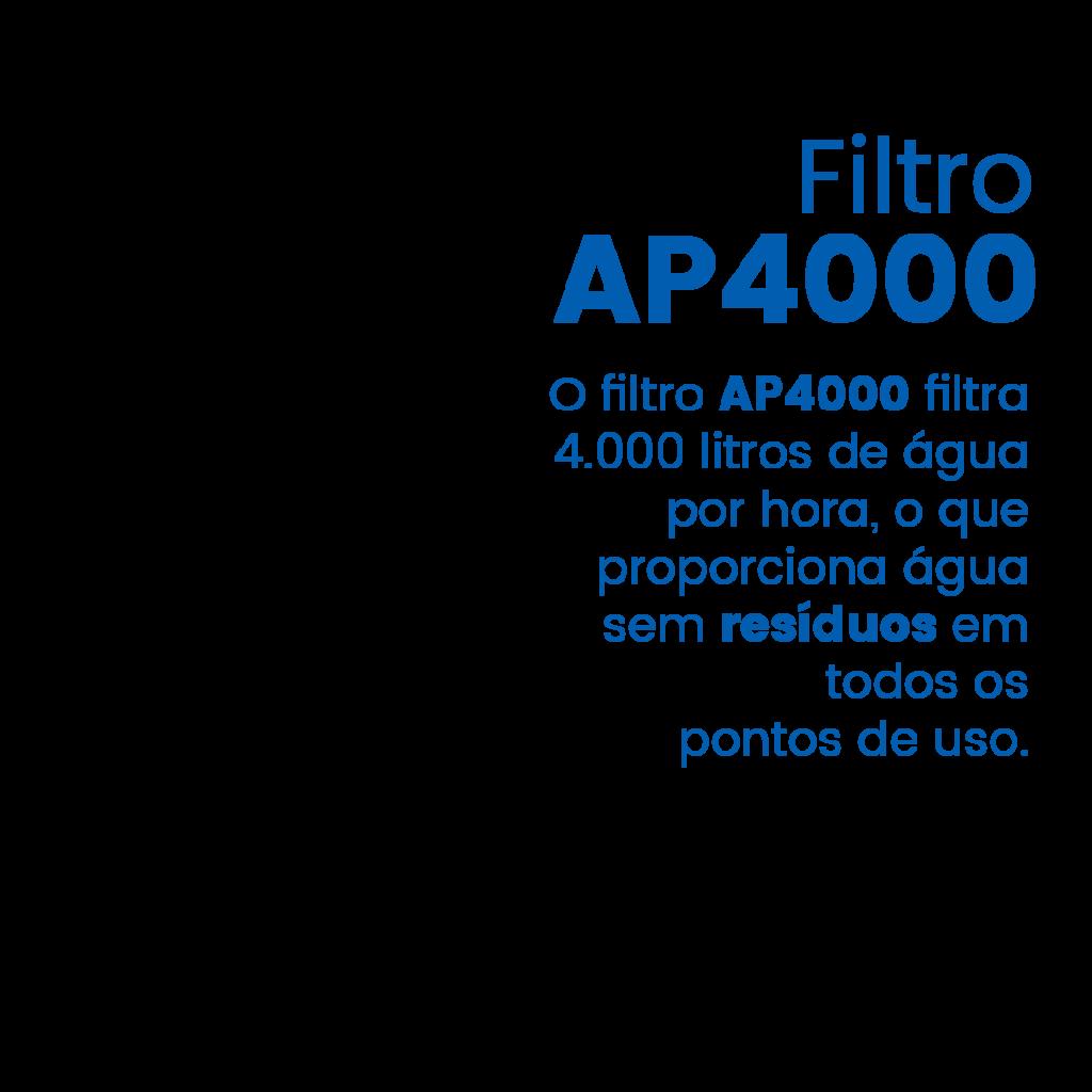 Filtro AP 4000
